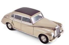 Norev - Mercedes  - nor183578 : 1955 Mercedes Benz 300 *High Quality Series*, grey beige