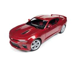 Auto World - Chevrolet  - AW230 : 2016 Chevrolet Camaro SS, red
