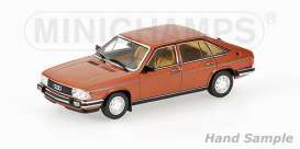 Minichamps - Audi  - mc400015111 : 1979 Audi 100 Avant, metallic brown