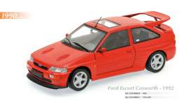 Maxichamps - Ford  - mc910089020 : 1992 Ford Escort RS Cosworth, red