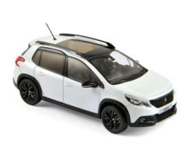 Norev - Peugeot  - nor479847 : 2016 Peugeot 2008, Pearl White