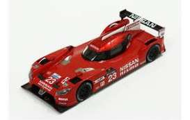 Ixo Premium X - Nissan  - ixPRD546J : 2015 Nissan GT-R LM Nismo #23 Le Mans, red