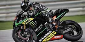 Minichamps - Yamaha  - mc122143038 : 2014 Yamaha YTZ-M1 Monster Yamaha Tech3 Bradley Smith, black/yellow