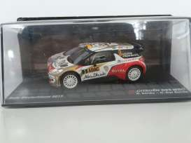 Magazine Models - Citroen  - MagRADS3no3 : 2013 Citroen DS3 WRC #3 Rally Deutschland D,Sardo/ C. Del Barrio
