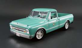 Acme Diecast - Chevrolet  - Acme1807204 : 1967 Holley Speed Shop Chevrolet C10 pick-up