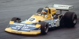 Minichamps - March Ford - mc437760410 : 1976 March Ford 761 #10 Macconal Mason Ronnie Petterson British GP, blue/yellow