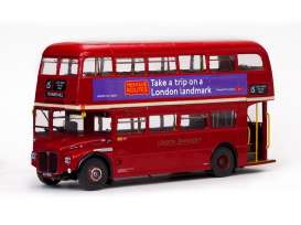 SunStar - Routemaster  - sun2918*1 : 1983 Routemaster London Bus RM2089-ALM89, red