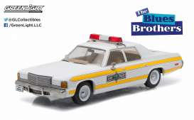 GreenLight - Dodge  - gl86424*1 : 1977 Dodge Royal Monaco Illinios State Police *Blues Brothers (1980)*