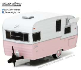 GreenLight - Shasta  - gl29877 : 2015 Shasta Airflyte *Hobby Exclusive*, pink
