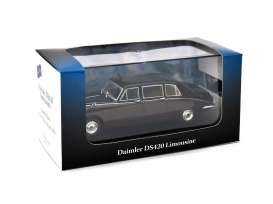 Magazine Models - Daimler  - magprc609 : 1970 Daimler DS420 Limousine *Queen Mother*, brown