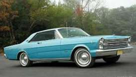 Ixo Premium X - Ford  - ixPRD168 : 1966 Ford Galaxie, lightblue