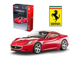 Bburago - Ferrari  - bura45207r : 1/32 Ferrari California Kit, red