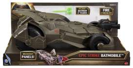 Mattel DC Comics - Kids Infants - matDHY29 : Batman Vs. Superman Epic Strike Batmobile