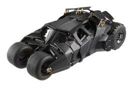 Jada Toys - Batman  - jada98232 : 2008 Tumbler Batmobile *The Dark Knight*, black