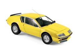 Norev - Renault  - nor185143 : 1977 Renault Alpine A310, yellow