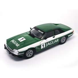 Lucky Diecast - Jaguar  - ldc92658gnr : 1975 Jaguar XJS racing edition, green