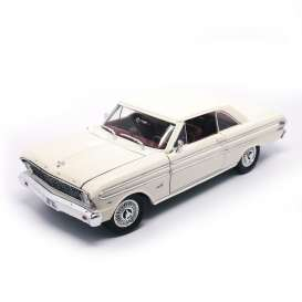 Lucky Diecast - Ford  - ldc92708w : 1964 Ford Falcon, white