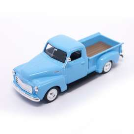 Lucky Diecast - GMC  - ldc94255lb : 1950 GMC Pick Up, light blue