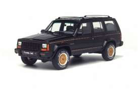 OttOmobile Miniatures - Jeep  - otto219 : Jeep Cherokee Limited *Resin series*, black
