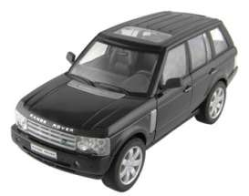 Welly - Range Rover  - welly22415bk*2 : 2003 Range Rover, black