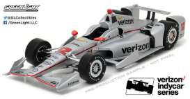 GreenLight - Chevrolet Dallara - gl10999 : 2017 #12 Will Power Penske Racing IndyCar Series *Verizon*
