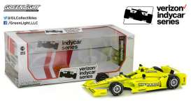 GreenLight - Chevrolet Dallara - gl11004 : 2017 #1 Simon Pagenaud Penske Racing IndyCar Series *Menards*