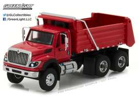 GreenLight - International  - gl45010A : 2017 International WorkStar Construction Dump Truck  *Super Duty Trucks Series 1*