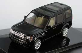 IXO Models - Land Rover  - ixmoc133p^1 : 2010 Land Rover Discovery 4, black