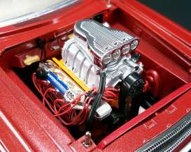 Acme Diecast - Engine diorama - acme1806503E : 1/18 426 Blown Hemi Engine with Transmission.