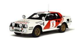 OttOmobile Miniatures - Toyota  - otto217 : Toyota Celica Twin Cam Groupe B *Resin series*, white/red