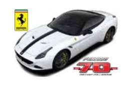 Bburago - Ferrari  - bura76310-12 : Ferrari California T Pure Adrenalin Limited edition 70 years Bburago Ferrari, white/black