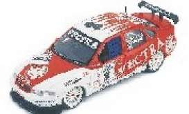 Vauxhall  - 1998 red/white - 1:43 - Onyx - xtc99004 | Tom's Modelauto's