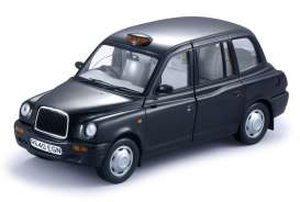 London TX Taxi Cab  - 1998 black - 1:18 - SunStar - 1127 - sun1127 | Toms Modelautos