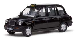 London TX Taxi Cab  - 1998 black - 1:43 - Vitesse SunStar - 10206 - vss10206 | Toms Modelautos