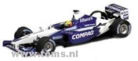 Williams  - 2002 blue/light blue - 1:18 - Minichamps - 100020005 - mc100020005 | Toms Modelautos
