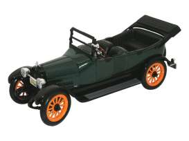 Signature Models - Reo  - sig32305gn : 1917 Reo Touring, dark green