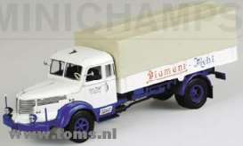 Krupp  - blue - 1:43 - Minichamps - 439069024 - mc439069024 | Tom's Modelauto's