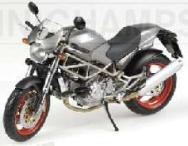 Ducati  - anthracite - 1:12 - Minichamps - 122120121 - mc122120121 | Tom's Modelauto's