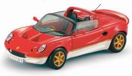 Lotus  - 1998 red - 1:18 - SunStar - 1037 - sun1037 | Toms Modelautos