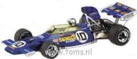McLaren  - 1971 blue - 1:43 - Minichamps - 430714310 - mc430714310 | Tom's Modelauto's