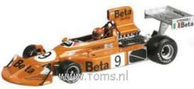 March  - 1975 orange - 1:43 - Minichamps - 430750009 - mc430750009 | Tom's Modelauto's