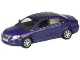 Toyota  - 2002 metallic blue - 1:43 - Minichamps - 400166201 - mc400166201 | Tom's Modelauto's