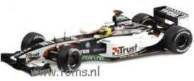 Minardi  - 2003 black/white - 1:18 - Minichamps - 100030118 - mc100030118 | Tom's Modelauto's