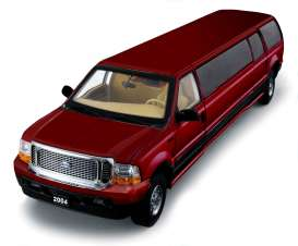 Ford  - 2004 red - 1:18 - SunStar - 3933 - sun3933 | Tom's Modelauto's
