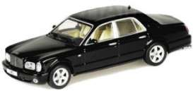 Bentley  - 2001 black - 1:43 - Minichamps - 436139000 - mc436139000 | Tom's Modelauto's