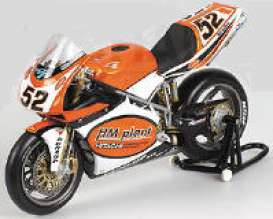 Ducati  - 2003 orange/white - 1:12 - Minichamps - 122031252 - mc122031252 | Tom's Modelauto's