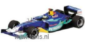 Sauber  - 2004 blue - 1:43 - Minichamps - 400040081 - mc400040081 | Tom's Modelauto's