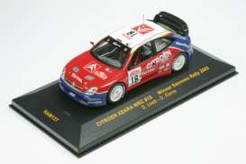 Citroen  - Xsara WRC #18 2003 red/white/blue - 1:43 - IXO Models - ram127 - ixram127 | Tom's Modelauto's