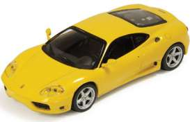 Ferrari  - 1999 yellow - 1:43 - IXO Ferrari Collection - ixfer017 | Tom's Modelauto's