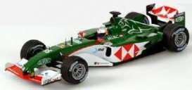 Jaguar  - 2004 green - 1:18 - Minichamps - 100040085 - mc100040085 | Tom's Modelauto's